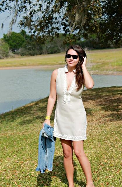 A Tunic Dress