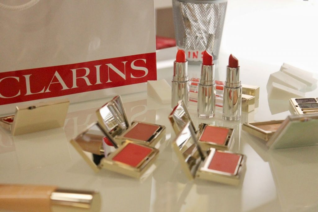 Spring Beauty x Clarins