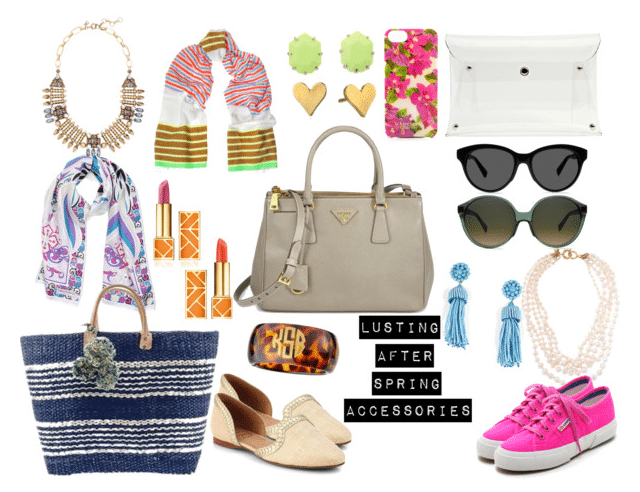 Let's Shop: Spring Accessories
