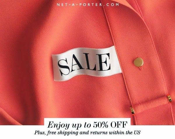 Let's Shop: Net-A-Porter Sale