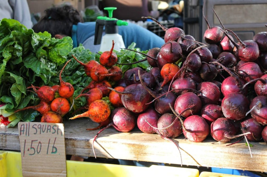 Fabulous Friday: At the Farmers Market