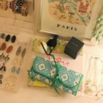 Packing List // Jewelry Roll