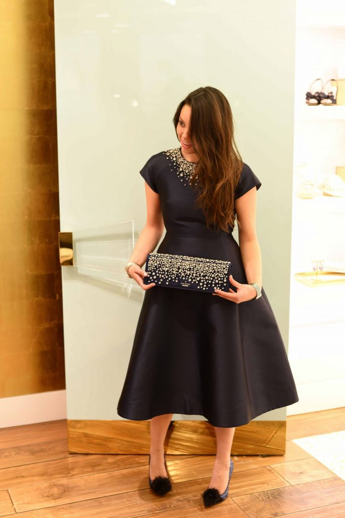 Kate Spade Madison Ave. Collection Alixi dress