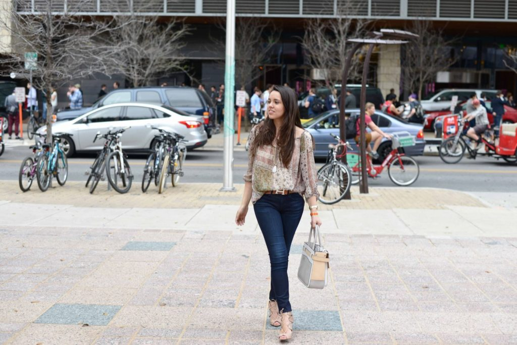 Blogger style at SXSW 2015