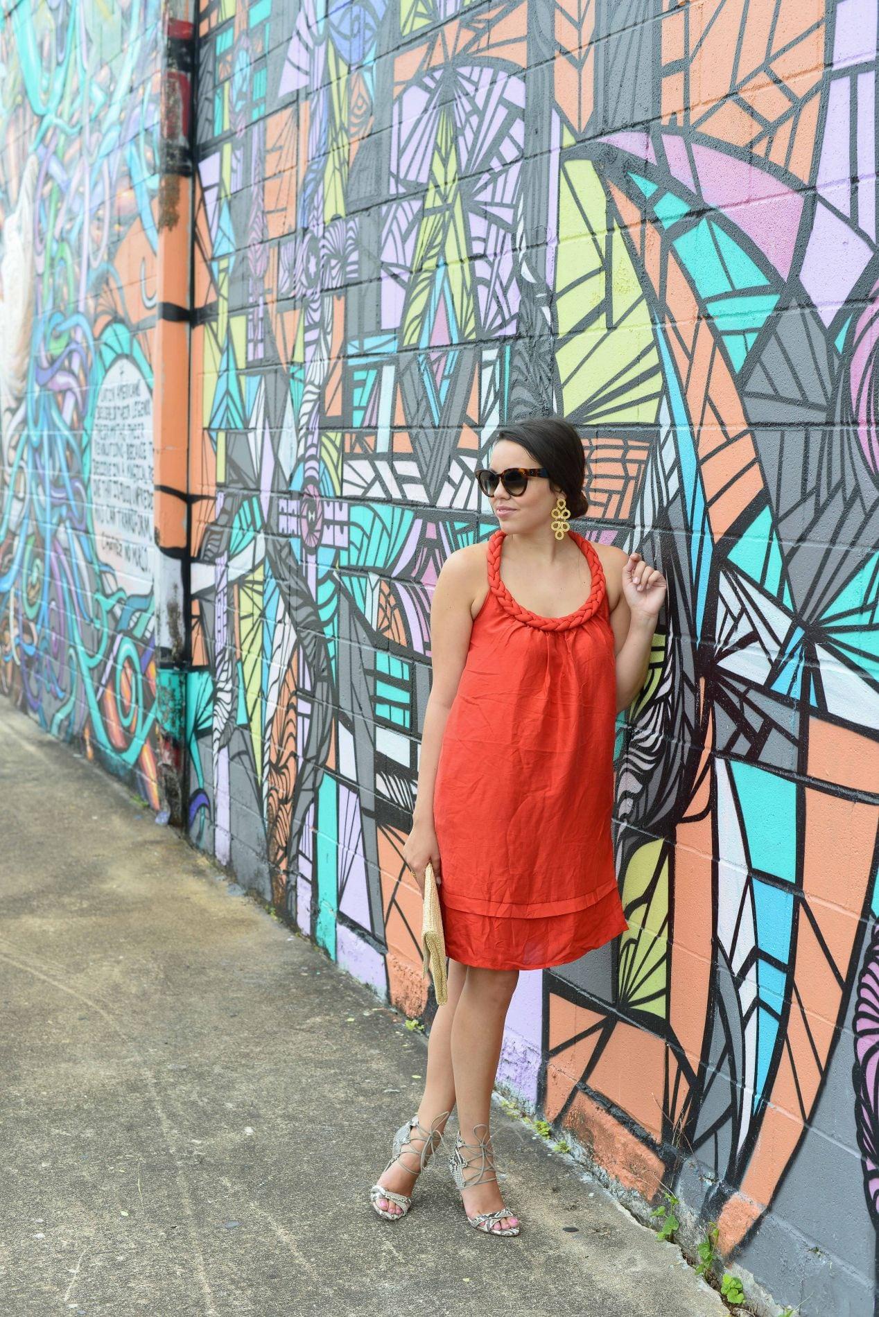 Alex Carreno - Calypso St. Barth dress
