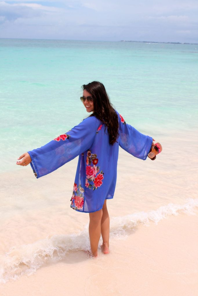 Floral Kimono - Summer Style