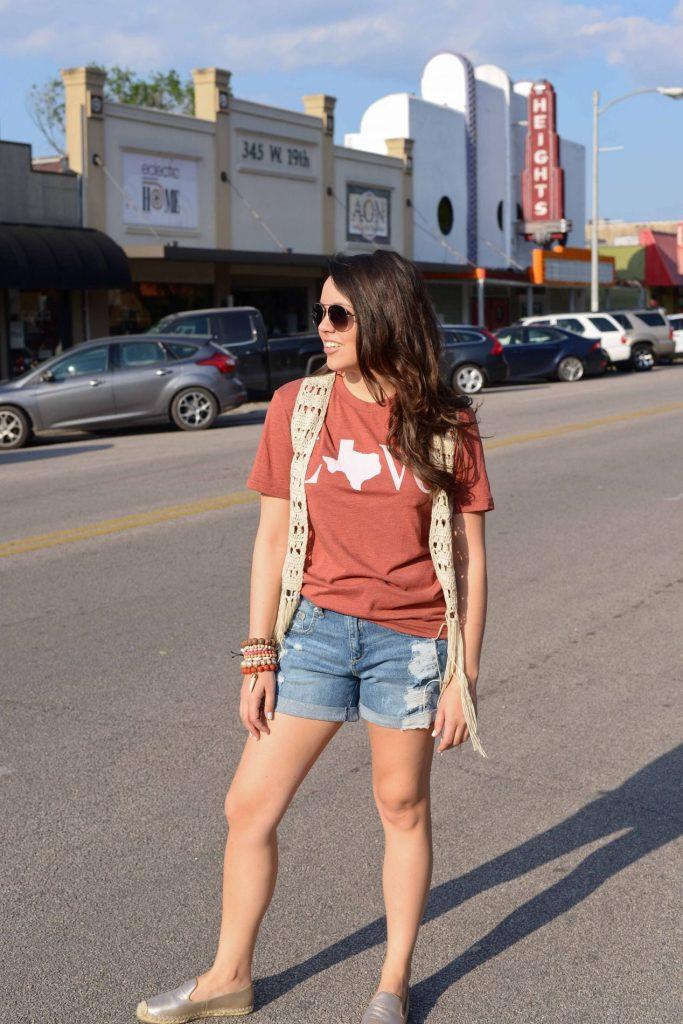 Texas Love - Houston Heights