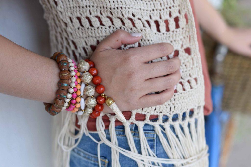 31 Bits bracelets