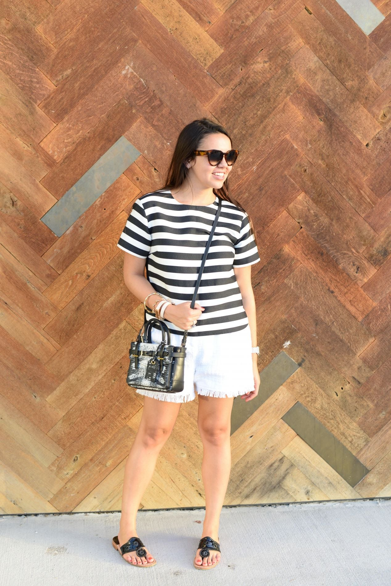 Kate Spade New York Summer Outfit - Alex Carreno