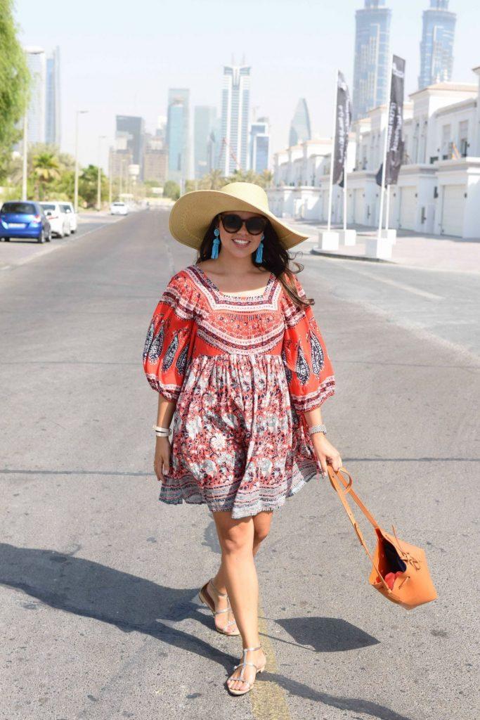 What to wear as an Ex-Pat in Dubai Summer
