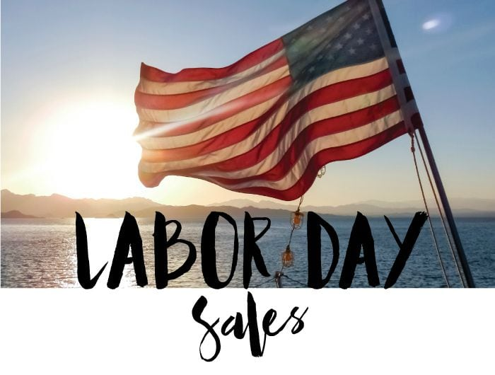 Labor Day Weekend 2015 Sales