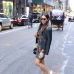 NYFW // Sequins & Sneakers