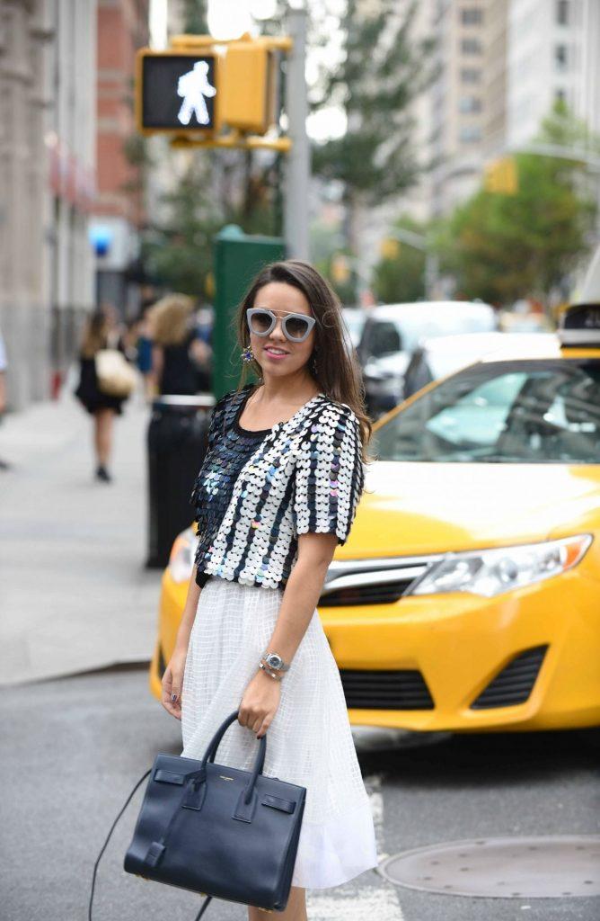 NYC Street Style - Alexandra Carreno
