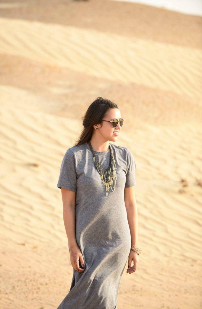 Dubai Desert Dunes