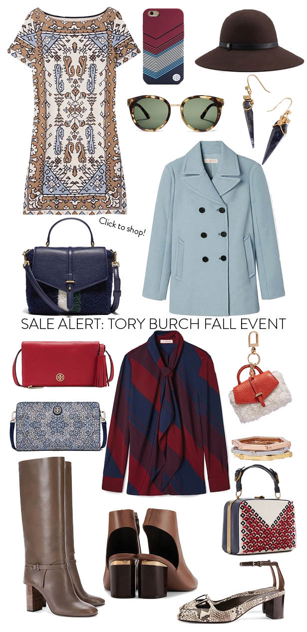 Tory Burch Fall Event Sale 2015 - Adored by Alex
