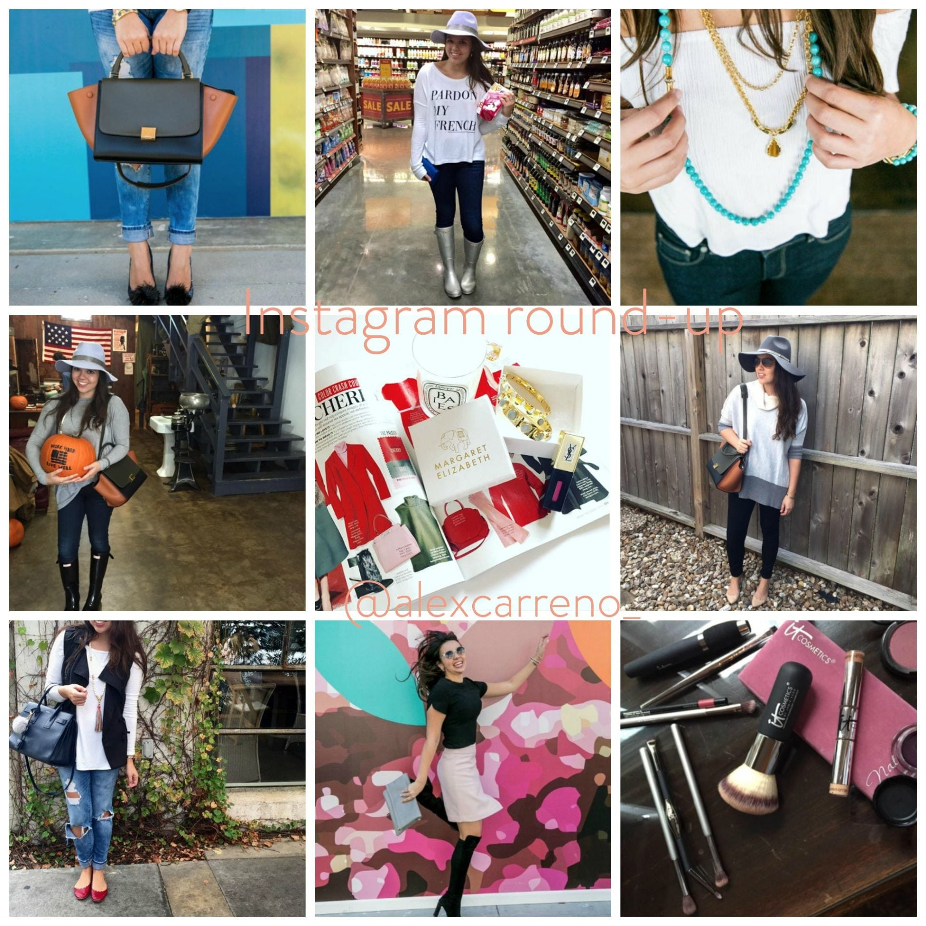 Instagram Round-Up @alexcarreno_ outfits