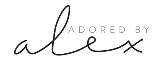 Image result for adorned by alex logo