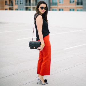 A pair of bold pants for heart day amp anyhellip