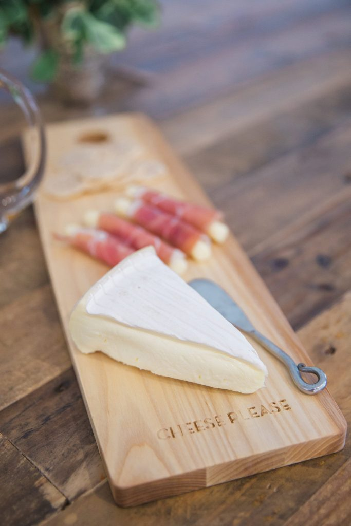 American long cheese board - Mark and Graham