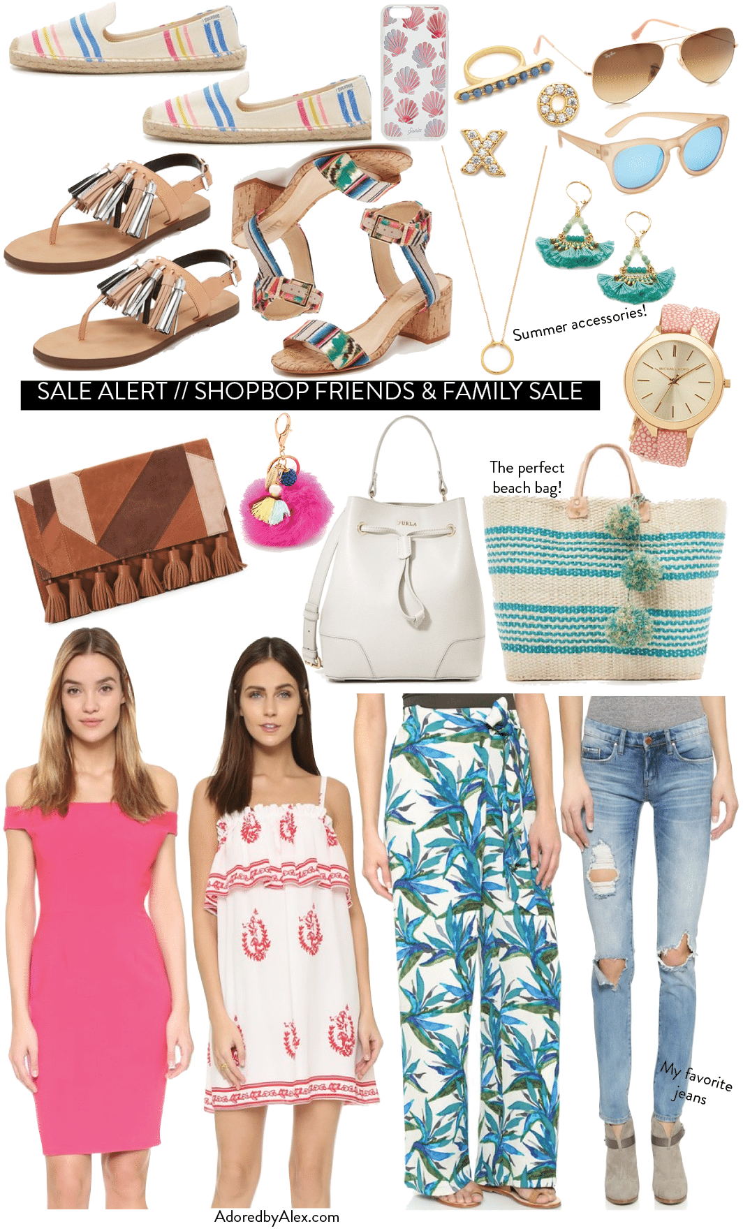 Shopbop friends and family sale 2016