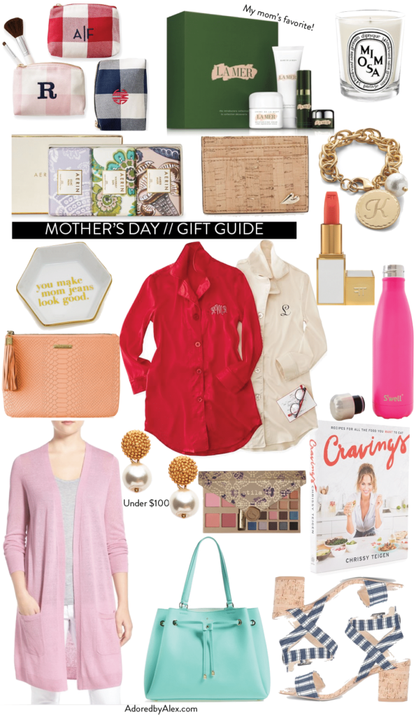 Gift Guide // Mother's Day