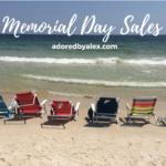 Let's Shop: Memorial Day Weekend 2016 Sales
