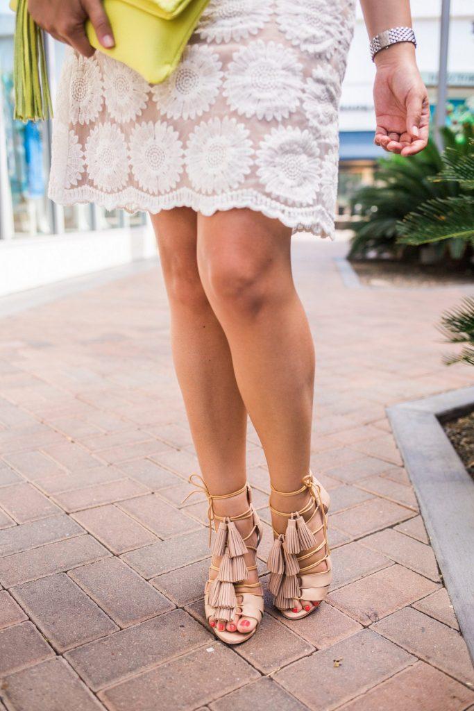 Luz tassel sandals | Loeffler Randall
