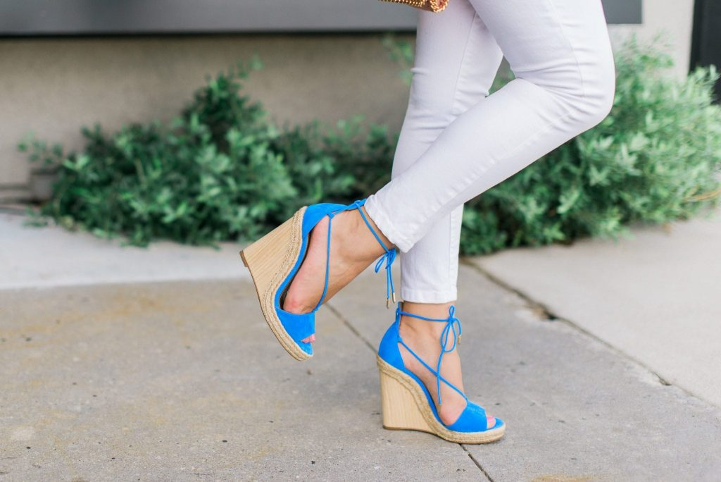 Aquazzura Alexa Wedges