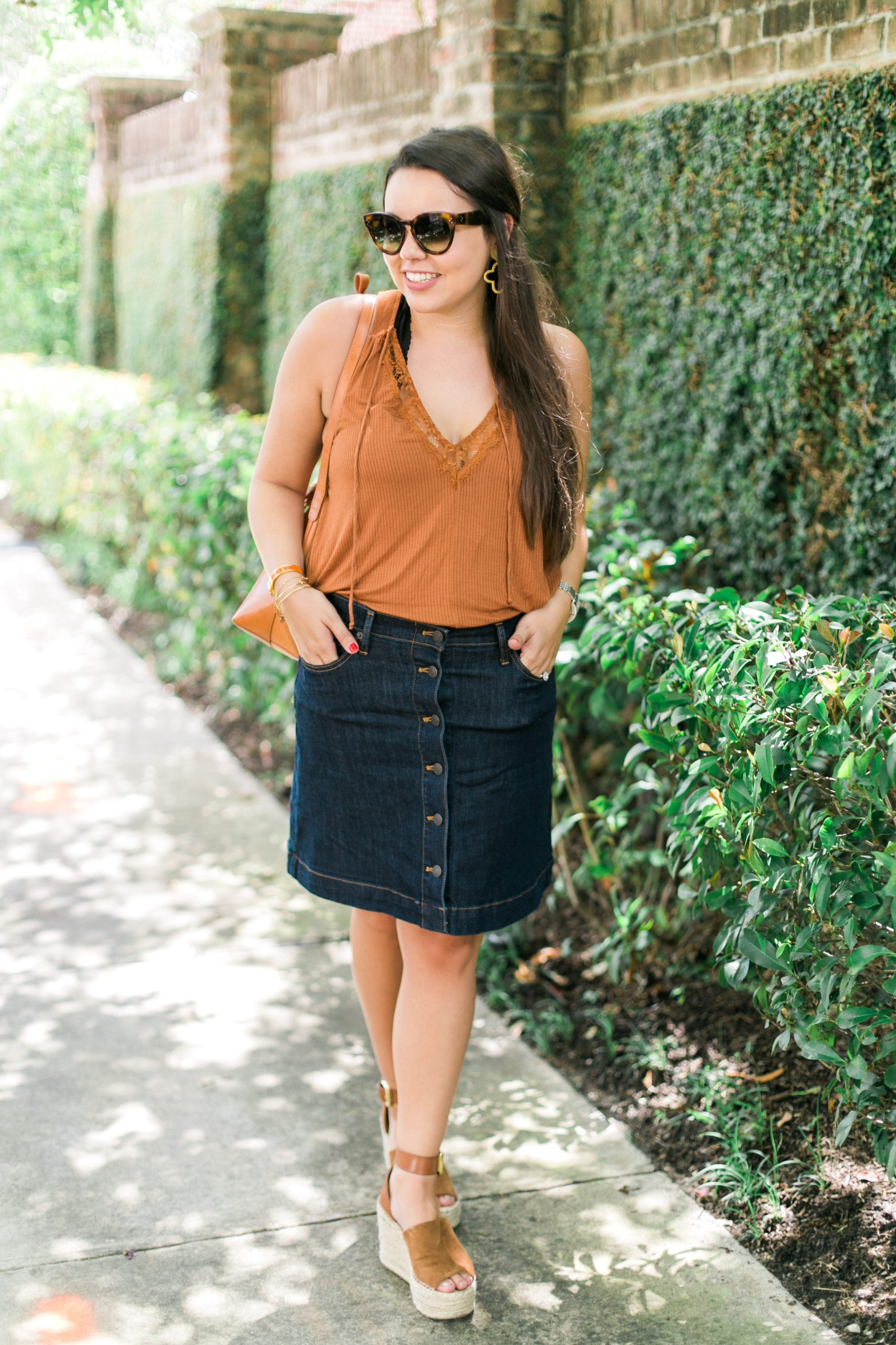 Football Fridays // Dressing for Texas Gameday | Adored By Alex