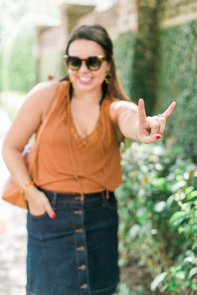 What to wear to a Texas Longhorns football game