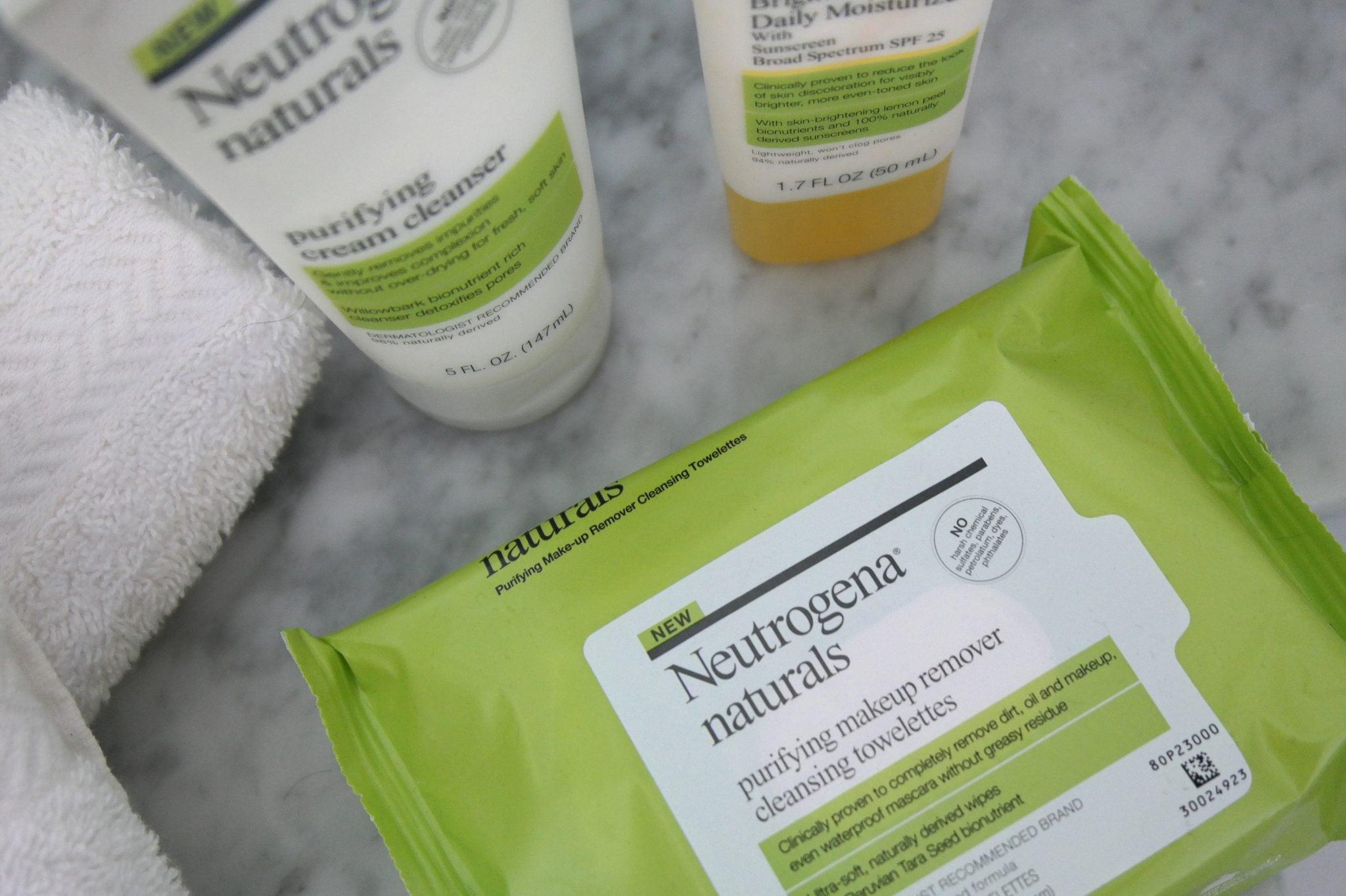 Neutrogena Naturals Skincare