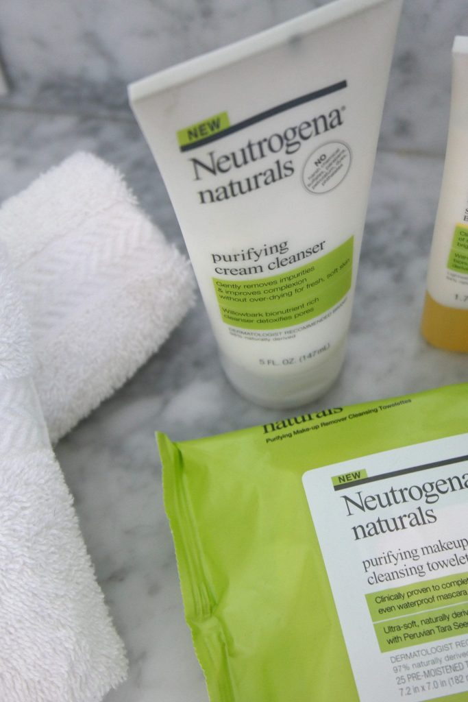 My experience with Neutrogena naturals skincare