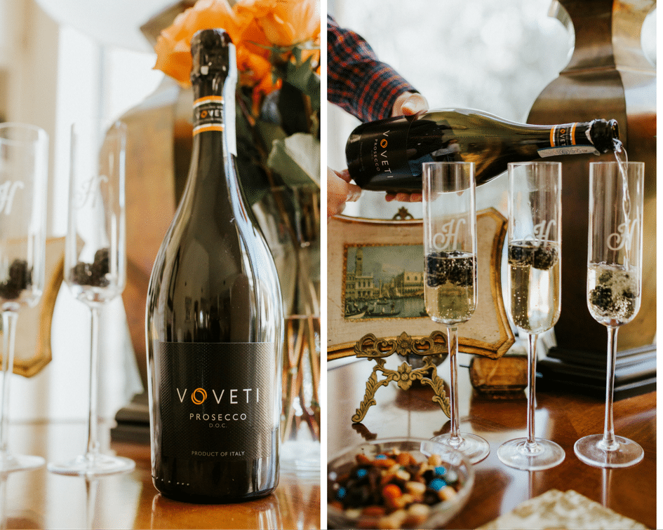 How to entertain with Voveti Prosecco