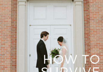 How to survive wedding planning
