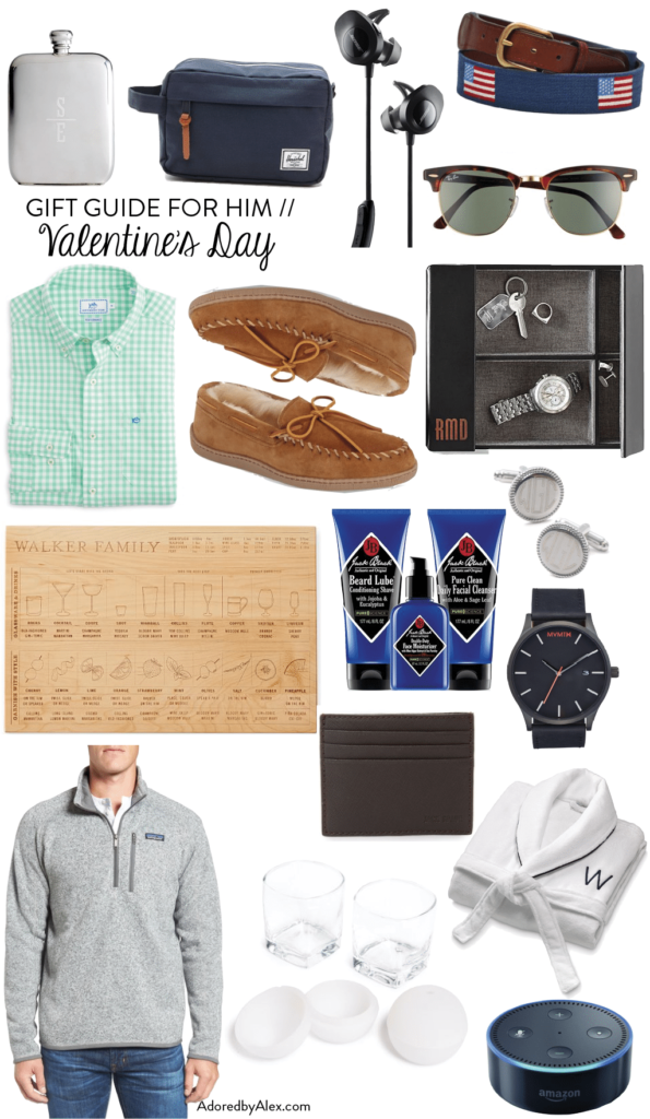 Let's Shop: Valentine's Day Gifts for Him