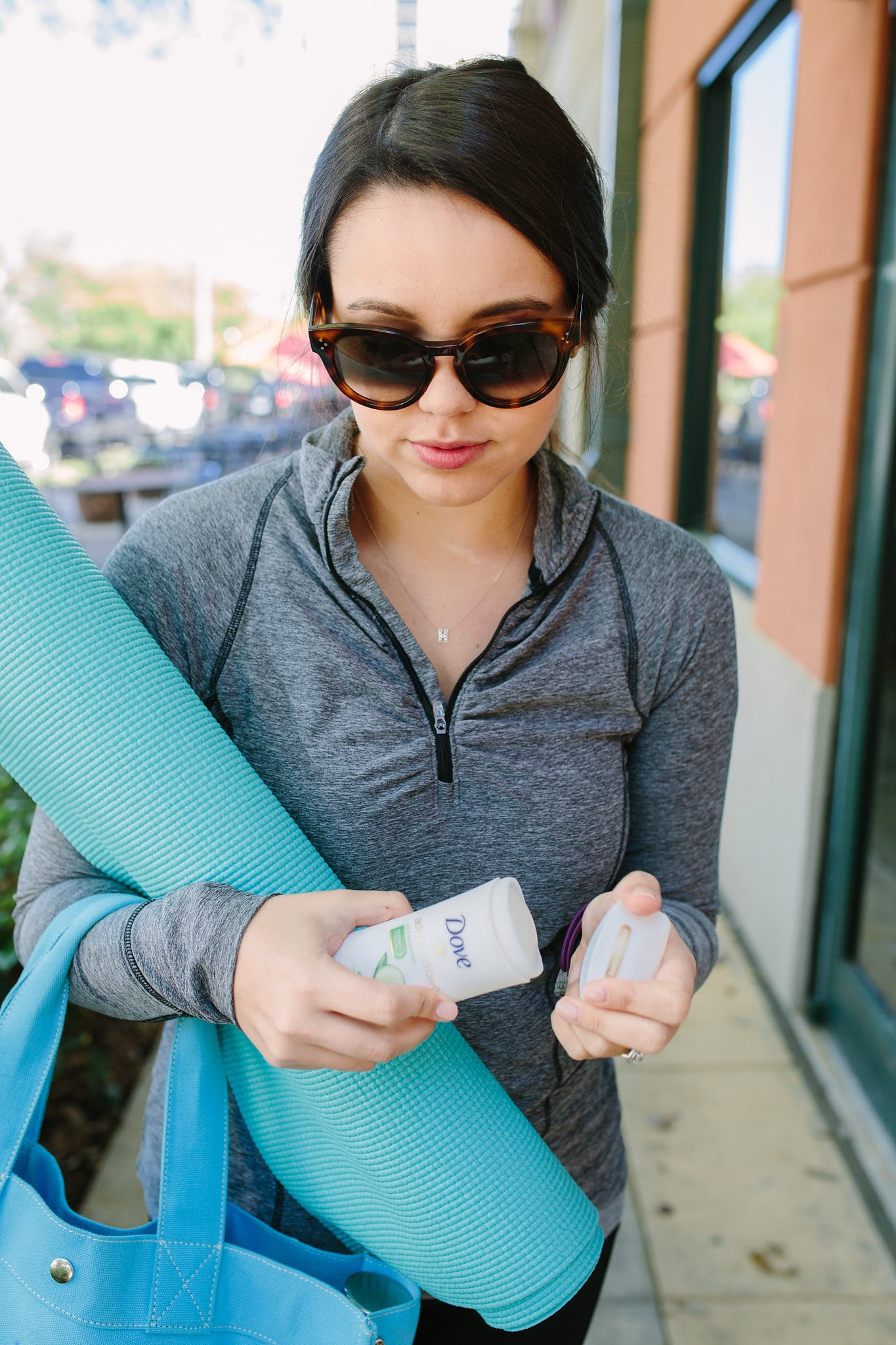 The best deodorant for on-the-go gals
