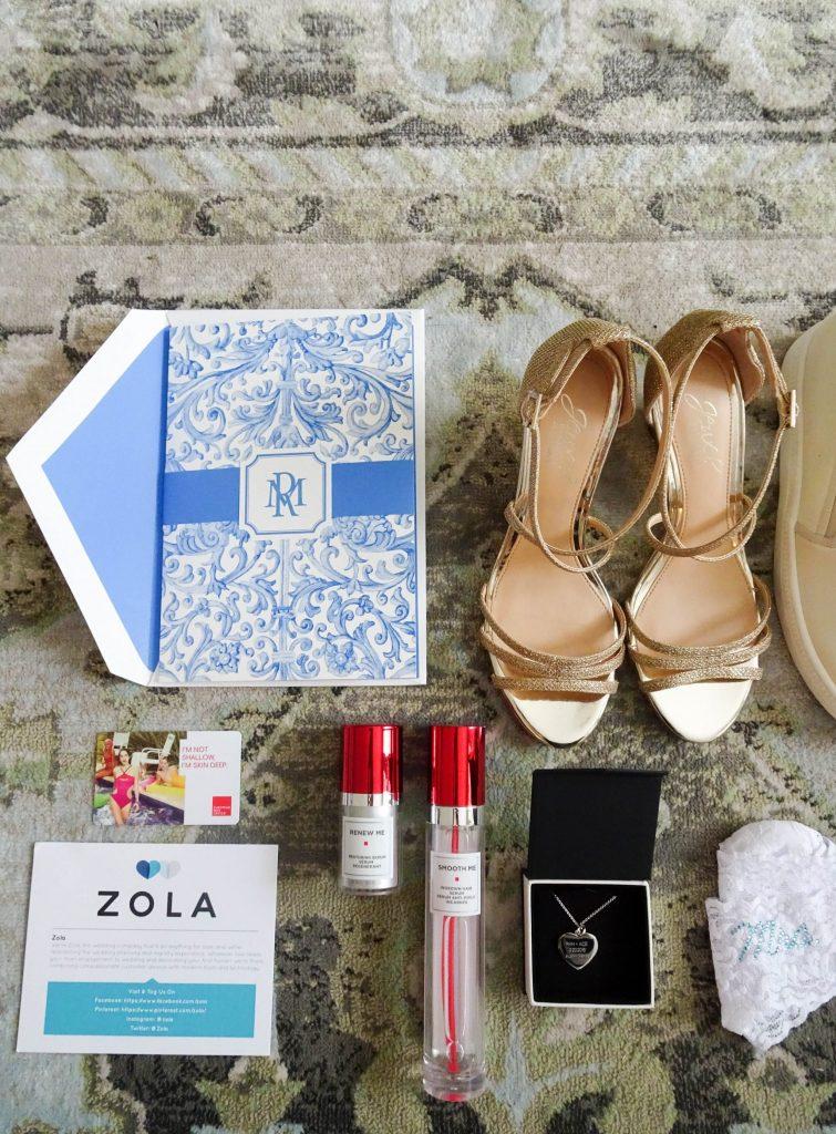 Bridal necessities | William Arthur stationary | Bride must-haves