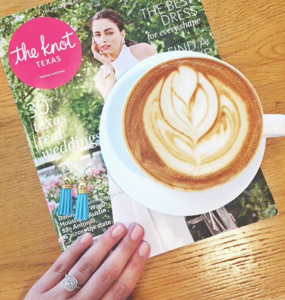 The Knot Texas - Adored by Alex - Coffee Talk