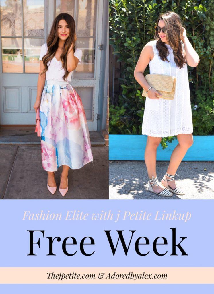 Summer blogger link-up
