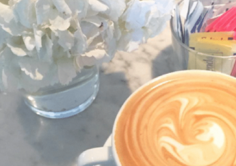 Best latte in Houston | Coffee Talk | Texas restaurants