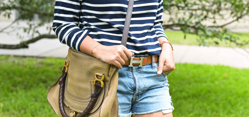 Preppy and Patriotic Stripes