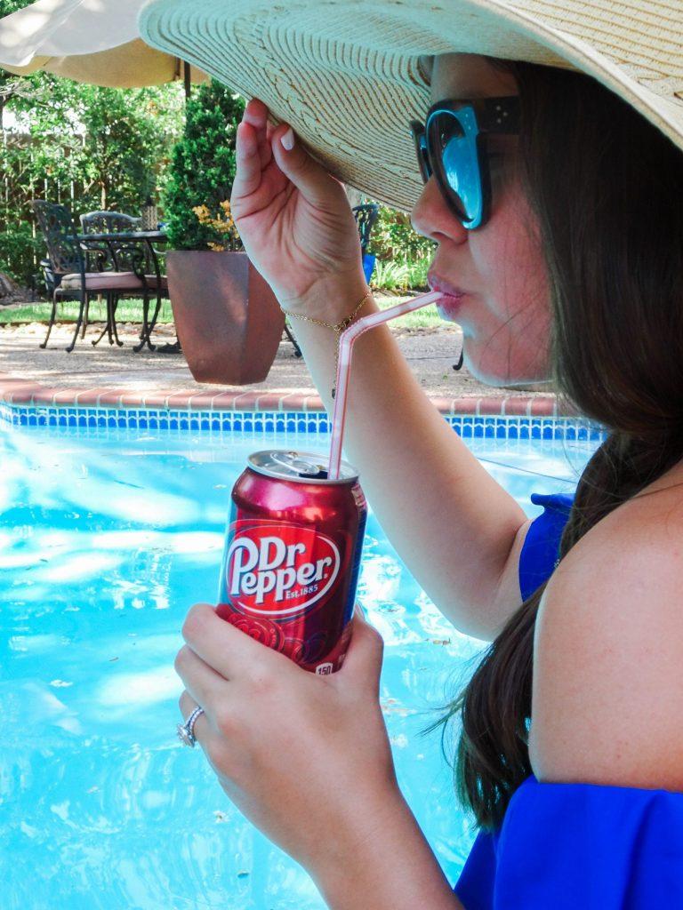 Dr Pepper summer in Texas