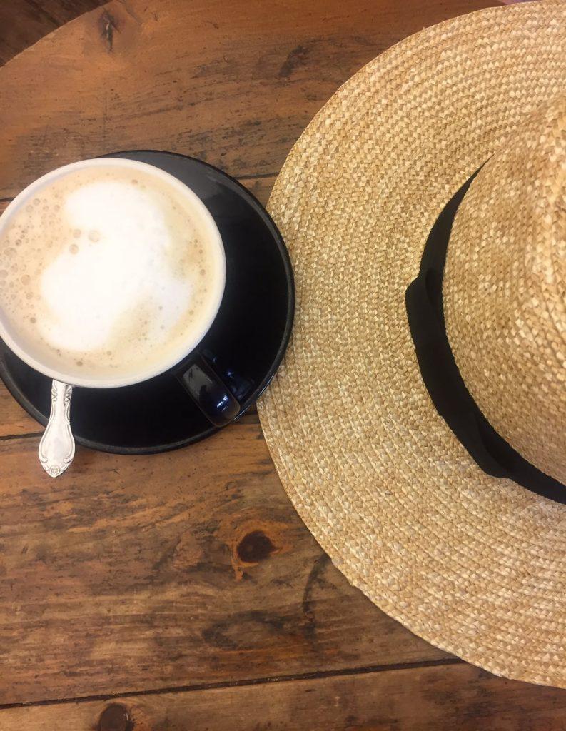 Coffee Talk - Calistoga California - Adored by Alex