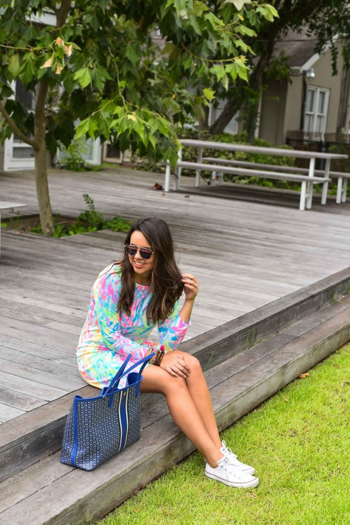 Lilly Pulitzer outfit | Summer in Lilly | Preppy summer dress
