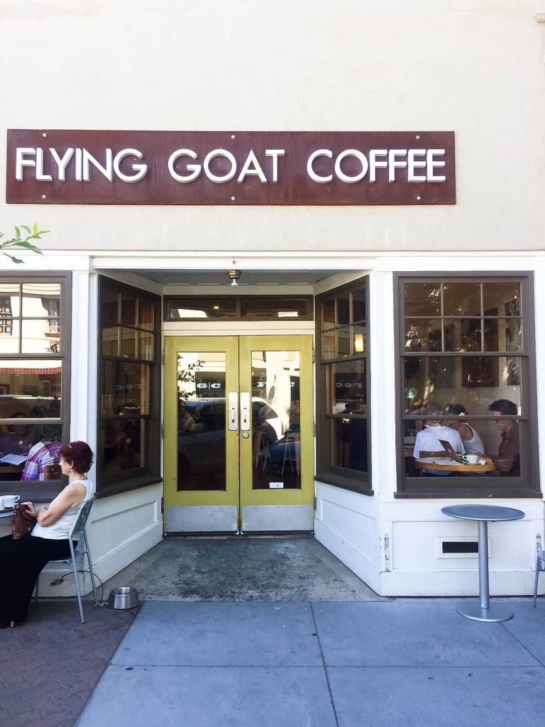 Flying Goat Coffee Healdsburg