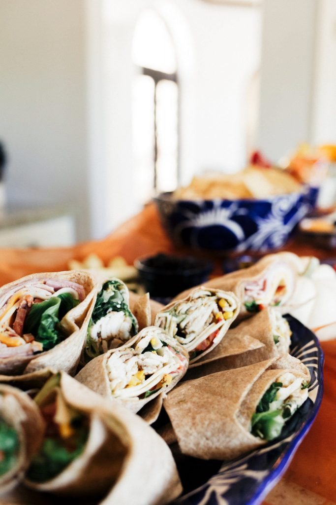 Stylish Southern Tailgate Party - Adored by Alex
