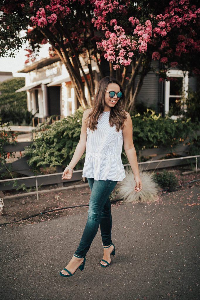 summer stripes, preppy outfits, classic style
