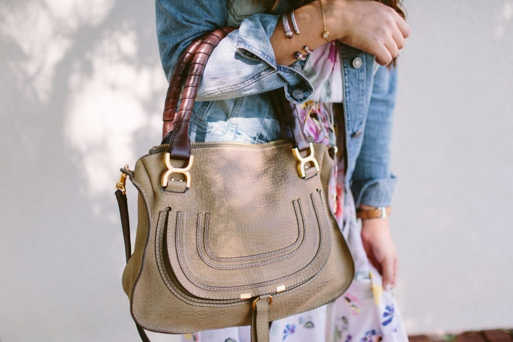 must-have handbags, Chloe Marcie satchel