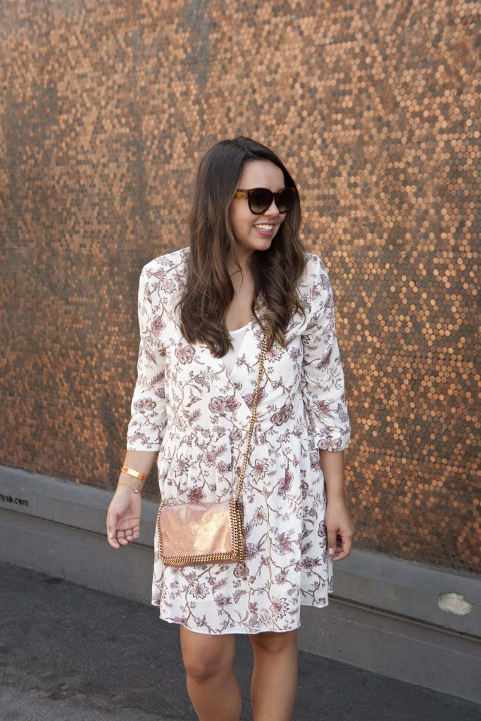 Fall transitional style, under $100 fall dress