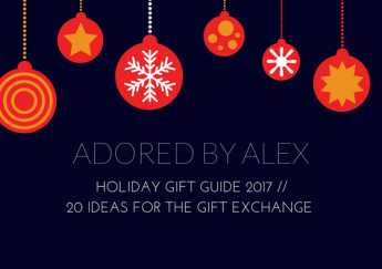 20 ideas for gift exchange - Adored by Alex